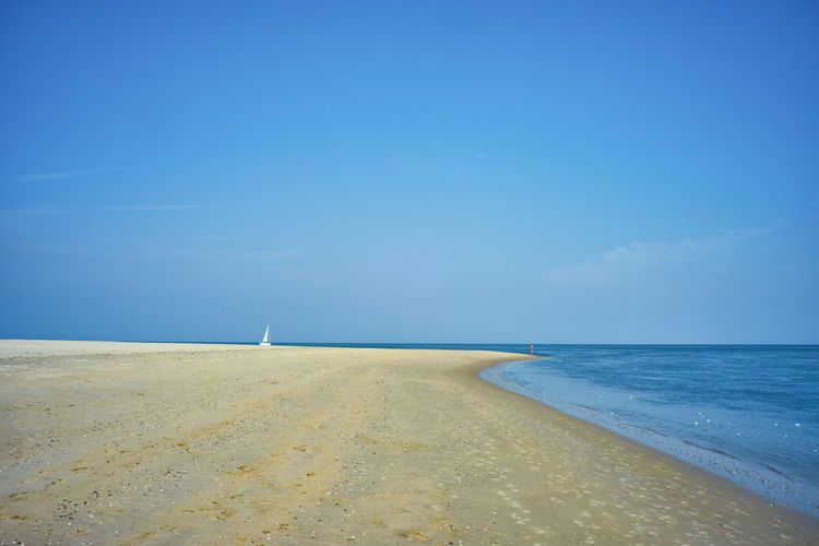 Back to real world Beach Beauty In Nature Blue Calm Coastline Day Horizon Over Water Idyllic Majestic Nature Non-urban Scene Ocean Outdoors Remote Sand Scenics Sea Seascape Shore Sky Summer Tranquil Scene Tranquility Vacations Water