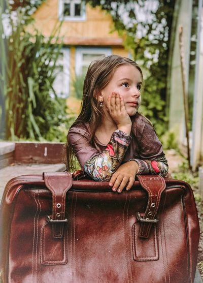 Portrait style,