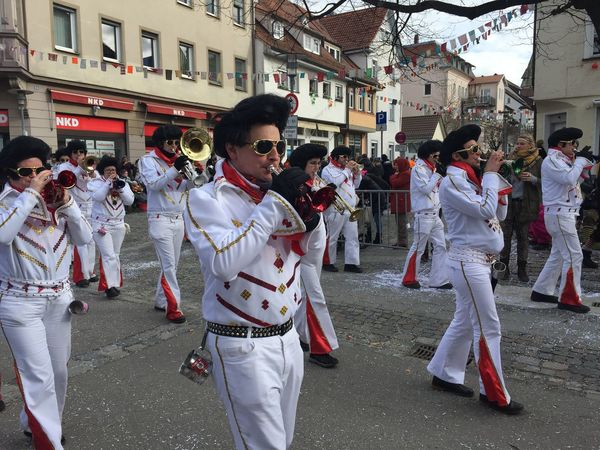 The king is back... Colors Of Carnival Elvis Presley