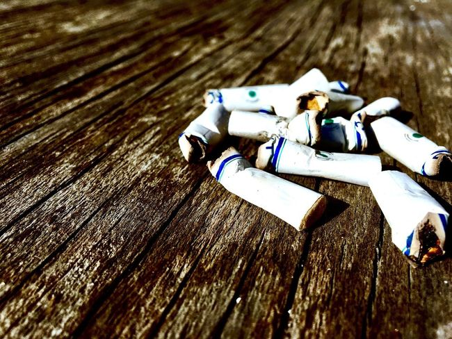 Wood - Material Close-up Cigarette  Smoking Photography