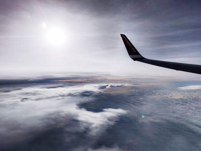 flight high