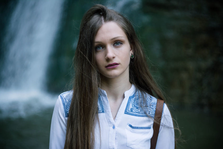 Beautiful Blonde Girl Lovely Nikon D5200 People Portrait Women First Eyeem Photo
