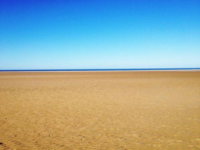 Holkham beach, East coast, England. Holkham Beach British Seaside Beach Summer Wide Open Spaces