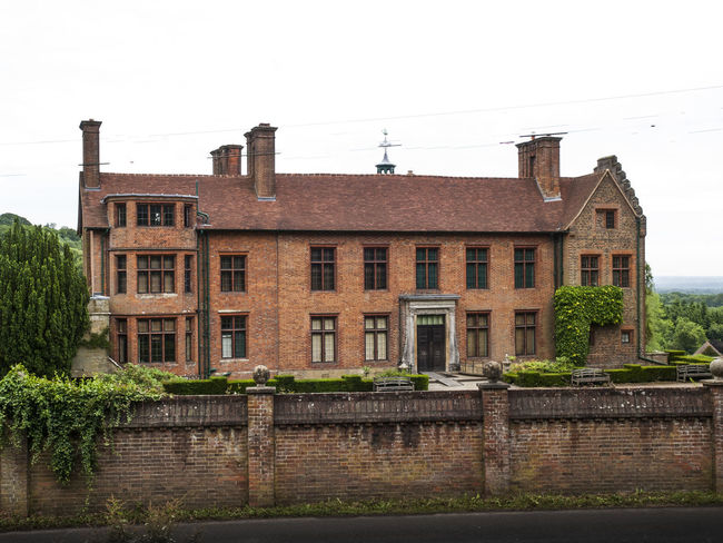 Chartwell was the principal adult home of Sir Winston Churchill. Churchill and his wife Clementine bought the property, located two miles south of Westerham, Kent, England, in 1922. Extensive renovations simplifying and modernising the home were undertaken directly, completely transforming it when complete. When it became clear to the Churchills in 1946 that they could not afford to run the property, a consortium of wealthy businessmen organised by Lord Camrose purchased the estate. The arrangement was that for payment of nominal rent both Sir Winston and Lady Churchill would have the right to live there until they both died, at which point the property would be presented to the National Trust. When Sir Winston died in 1965, Clementine decided to present Chartwell to the National Trust immediately Architecture Building Exterior Built Structure CHURCHILL City Day Four Elms History Kent Nature No People Outdoors Residential Building Sky Tourism Tourist Destination Tourists Travel Travel Destinations Traveling Tree Vivid Colours  Vivid International Water