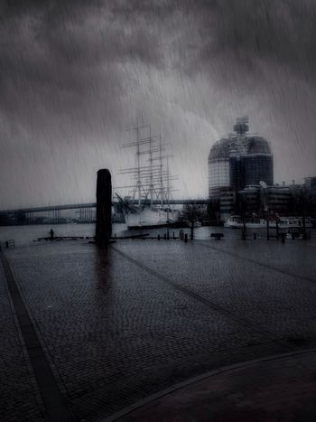 Rainy morning One Photo A Day 2014 Gothenburg Gray Light And Shadows