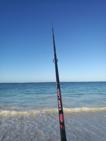 Sea Sky Beach No People Nature Water Horizon Over Water Outdoors Telescope Technology Scenics Science Beauty In Nature Day Astronomy Rod Fishing