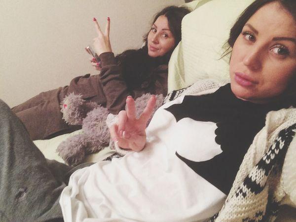 Девочки в гостях были)))?