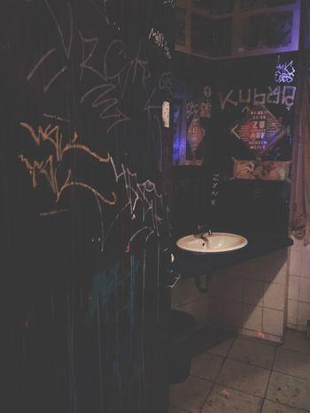 Klo Bar No People