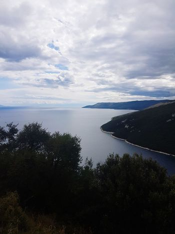 Cloud - Sky Sea Outdoors Horizon Over Water Day Landscape Travel Destinations