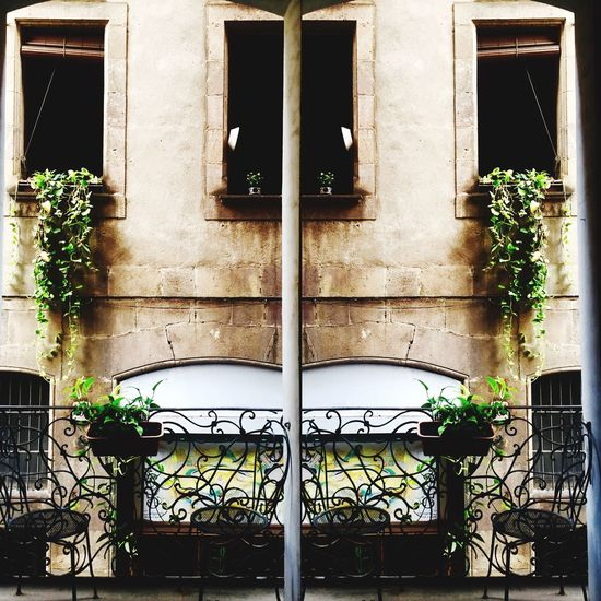 Antic Teatre Barcelona Architecture Window Outdoors Lovely Magical Places