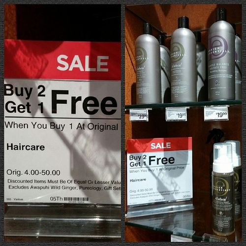 @jcpenny at West County mall has a hair salon that sells @designessentials products for natural and relaxed hair. They have a sale going on until March 12. Even if you don't use that particular brand, they might have the you do use. Give them a call. Naturalhair Kinkyhair Coils JcPenny
