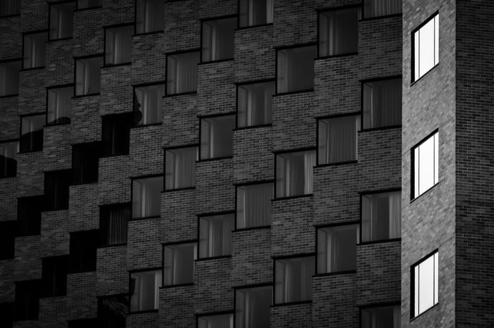 Light Architecture backgrounds black and white blackandwhite building exterior built structure close-up Light Architecture Backgrounds Black And White Blackandwhite Building Exterior Built Structure Close-up Day Full Frame In A Row No People Outdoors Pattern Repetition The Graphic City