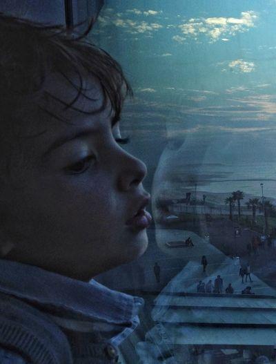 Beautiful Kids Light And Shadow Portrait Portrait Of A Friend The New Self-Portrait My Son