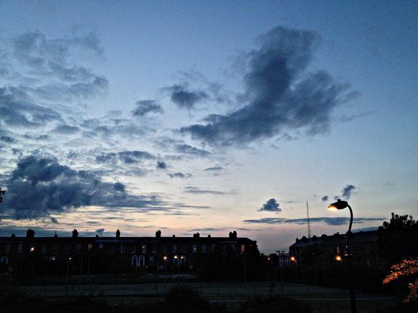 Evening Jog