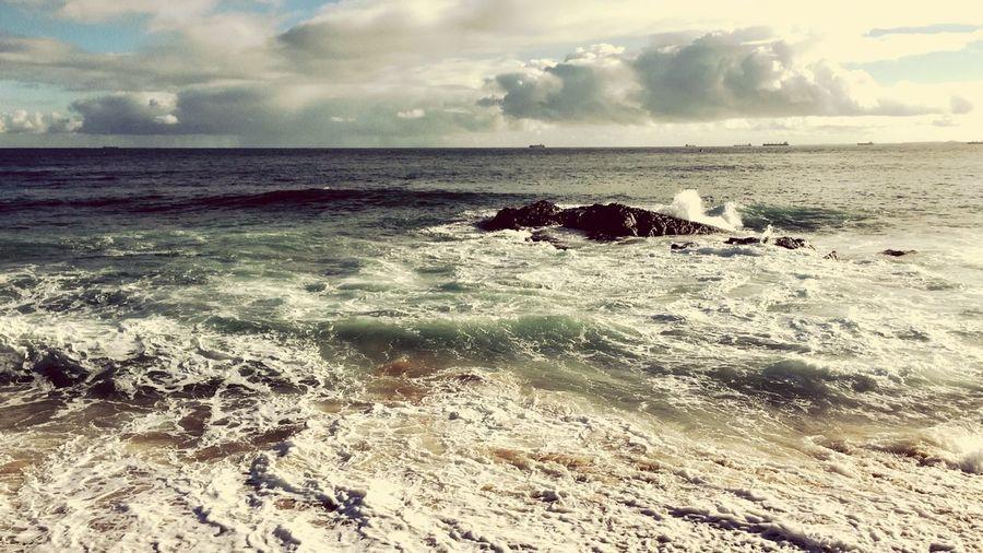 Sky Water Sea Beach Land Horizon Over Water Beauty In Nature