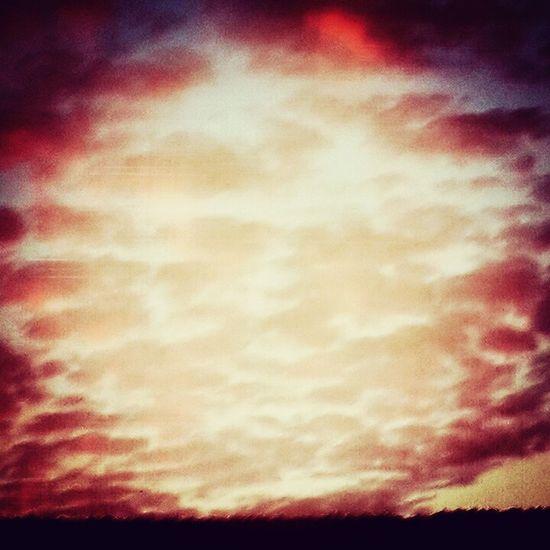 Beautiful Sunset Evening Sky Taking Photos Enjoying Life Check This Out Capturing The Sun