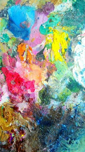 Pallete Colors Painting Art, Drawing, Creativity