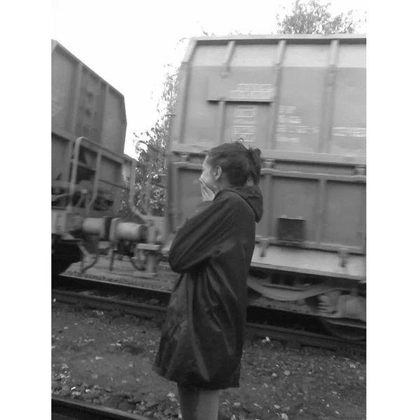 istasyon insanı olmak. Guncey Nature Train Bw