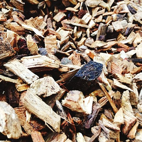 Wood Chips Transformed Nature Wood Timber Chips Processed Fuel Alternative Logs Tree Bark Wood Chips