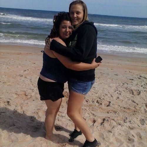 Oldphoto Bestfriend MissHer Love Beach ColdDay