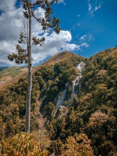 Matigol Falls