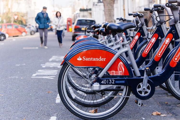 London Rentals #eabreulondon #eabreuuk #London #unitedkingdom #uk england bikes Santander Feel The Journey