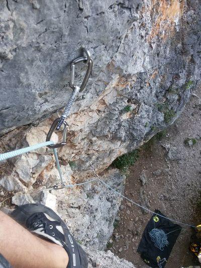 Climbing nature sport Fiveten Doberdo Del Lago Rock Adventure Nature Climbing A Mountain Be Brave