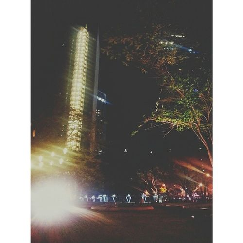 I think Makati is a bit creepy during weekends. Weekendrun Couchto5km Jogging
