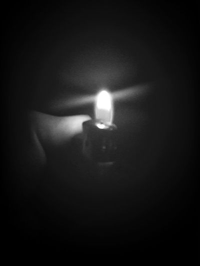 You are my light in darkness.