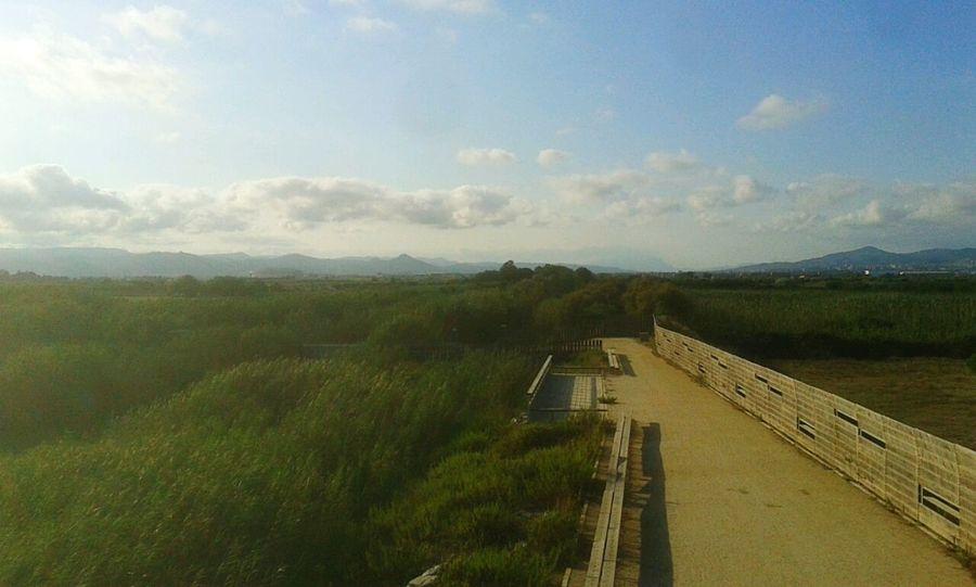 El Baix Llobregat des del delta Orgullcomarcal