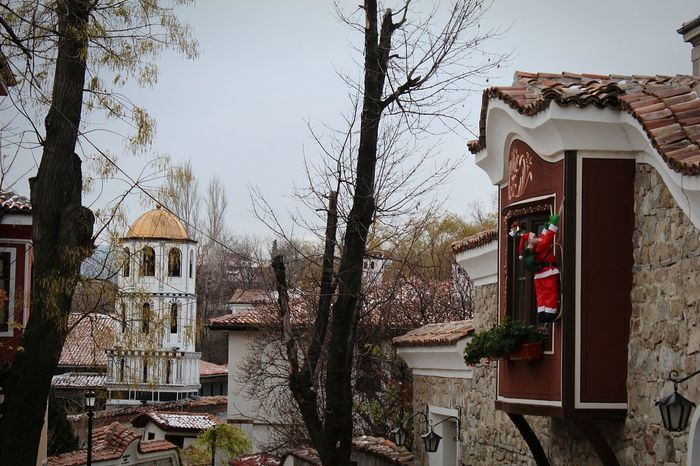 Old Plovdiv Bulgaria 2016 Santaclaus EyeEm Best Shots Christmas Around The World Showcase: January