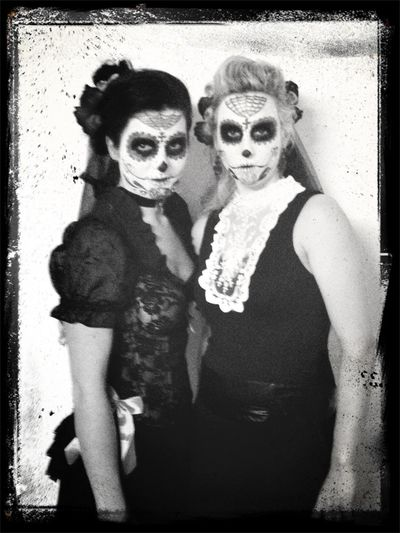 La Catrina  Skull Today's Hot Look