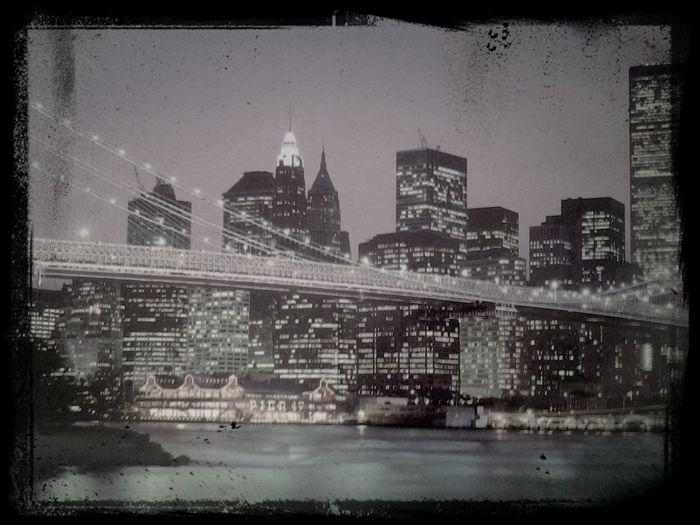New York, la Ville de l'art urbain, que l'art ne cesse d'exister .