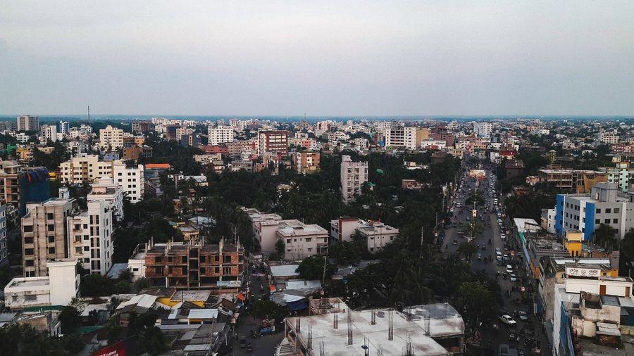 The Calm City