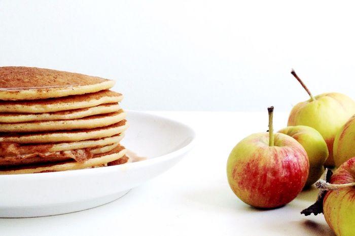 American pancakes American Pancakes Apple Composition Food Minimal Minimalism Minimalist Omnomnom Pancake Pancakes Still Life Yum