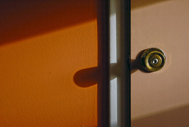 afternoon light Afternoon Light Close-up Day Door Door Knob Indoors  No People Shadow Shadows Window Light