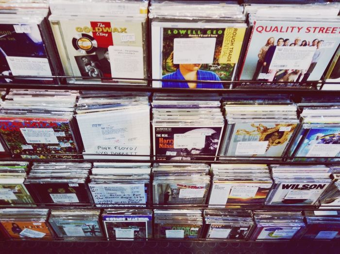 K7 & CD