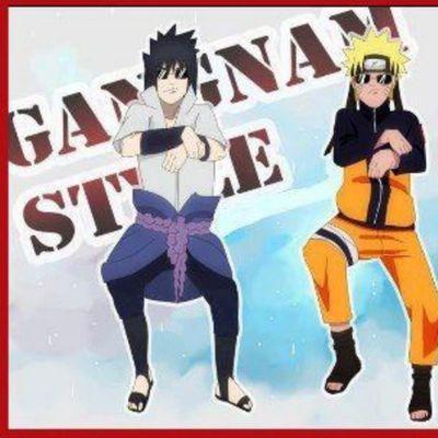 Gangamstyle Naruto