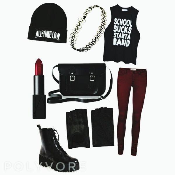 Omg *_* Street Fashion Rude Girl Fashion&love&beauty Backtoschool n.1