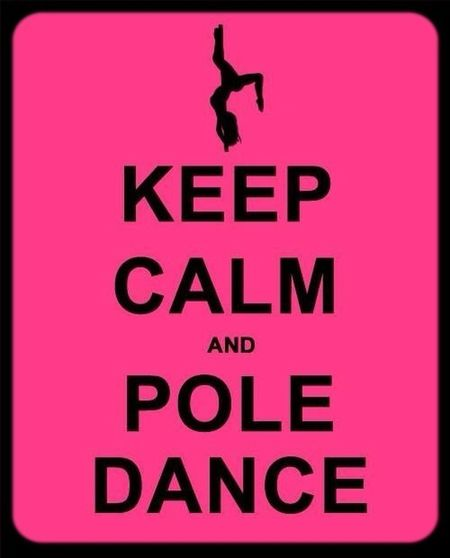My Passion. Pole Dancing. Great Excersise If You Ask Me!