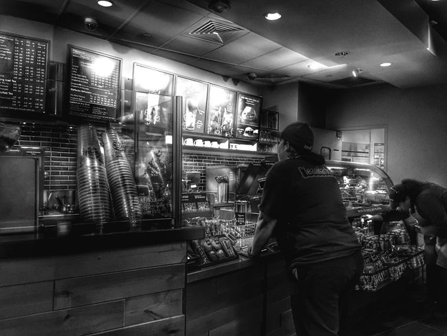 Coffee time. Taking Photos Black & White People Photography Blackandwhite Black And White Morning Coffee HDR Hdr_Collection
