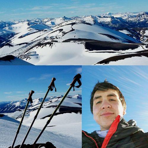 Mountain Snow Escaping Relaxing High Mountain Treking Trip Selfportrait Friends Highlife ThatsMe ❄❄⛄🌲🗻🌎🌟🌟🌟😊