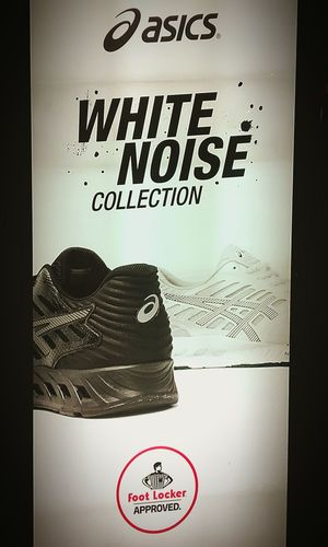 Asics Asicswhitenoise Asics, White Noise Asicsgallery Asics White Noise White Noise  White Noise, By Asics Whitenoise Whitenoisegallery White Noise! Asics Shoes Illuminated Signs Asics👞 Asics 😀 Shoes ASICS VeryNiceRunning Shoes And Fitness...👏👏👏👍 Asics: White Noise Collection Asicswhitenoisecollection White Noise Collection Runningshoes Running Shoes ShoePorn Sign Signs Signporn