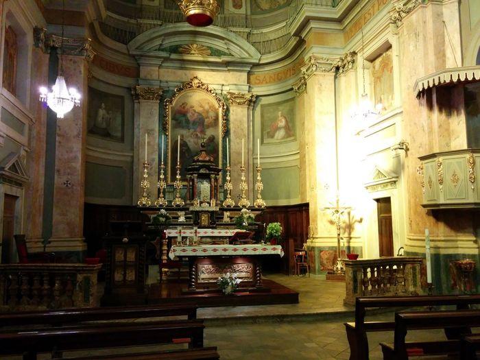 Chiesa Altare Church Comune Di Castell'alfero