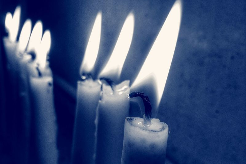 Candlelight Candle Flame Flames & Fire Candles Of Faith Candle For The Souls Illuminate Close-up Indoors  Huaweiphotography Mobilephotography P9LitePhilippines