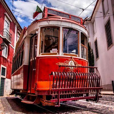 Lisbon Tram powered by Carris - Carris Tram Lis Lissabon lisbon lisboa portugal portugaloteuolhar portugal_de_sonho portugal_em_photos ilovelisbon iloveportugal igersportugal instamood weloveportugal wu_portugal instatravel