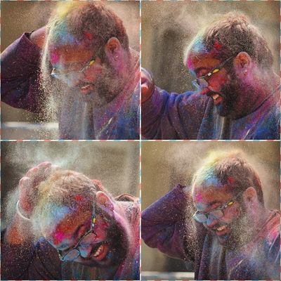 Loved The Colors Expressions Indian_festival Photojaanic_holi Instaludhiana