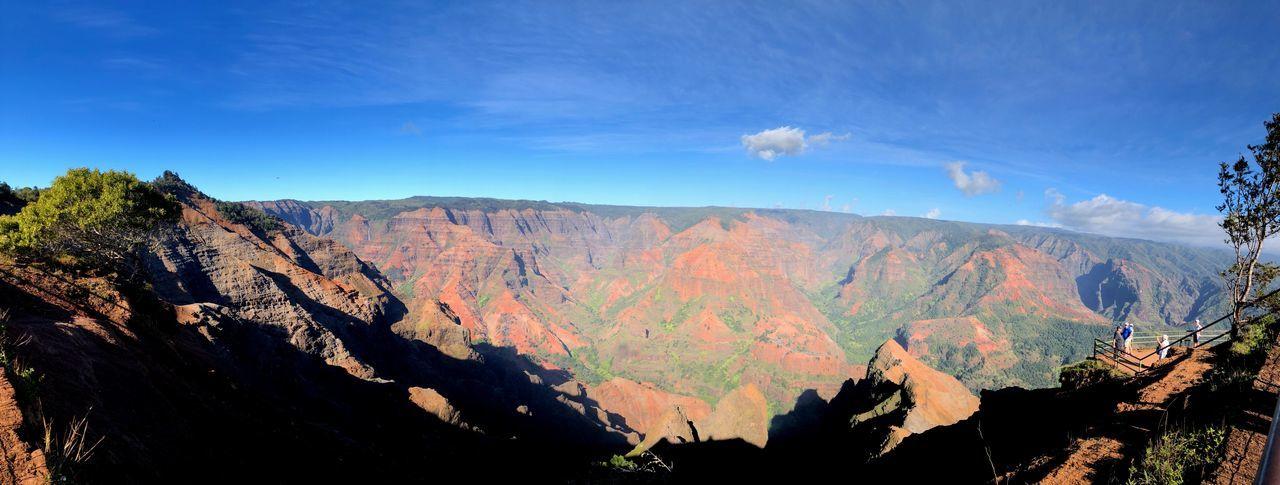 Waimea Canyon EyeEm Selects Tranquil Scene Nature Beauty In Nature Scenics Tranquility Mountain