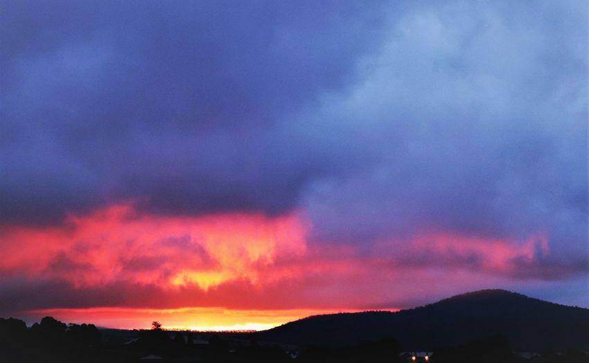 Firey Skies