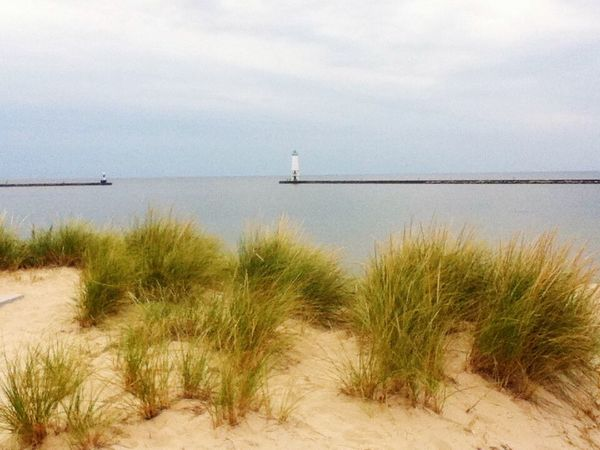 Dunes, the gateway of the sea. Dune Grass Waterfront Downbythewater Breeze Is Nice